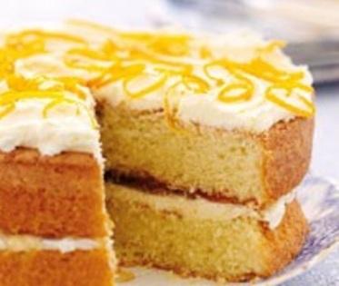 chroniques marmalade cake